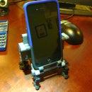 Simple Lego iPod/iPhone dock