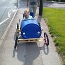 Another Soap box derby build