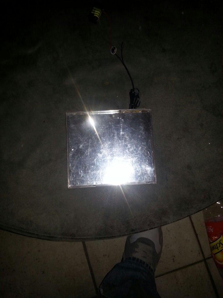 Infinity Mirror Jewel Case