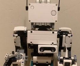 Lego Robot Inventor Kit - Blast: on His Own