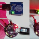 Basic Touching Control Using Sensors