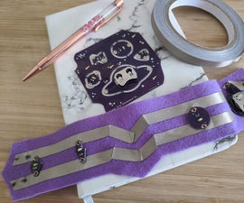 Wearable Tech for Kids: Hero Armband