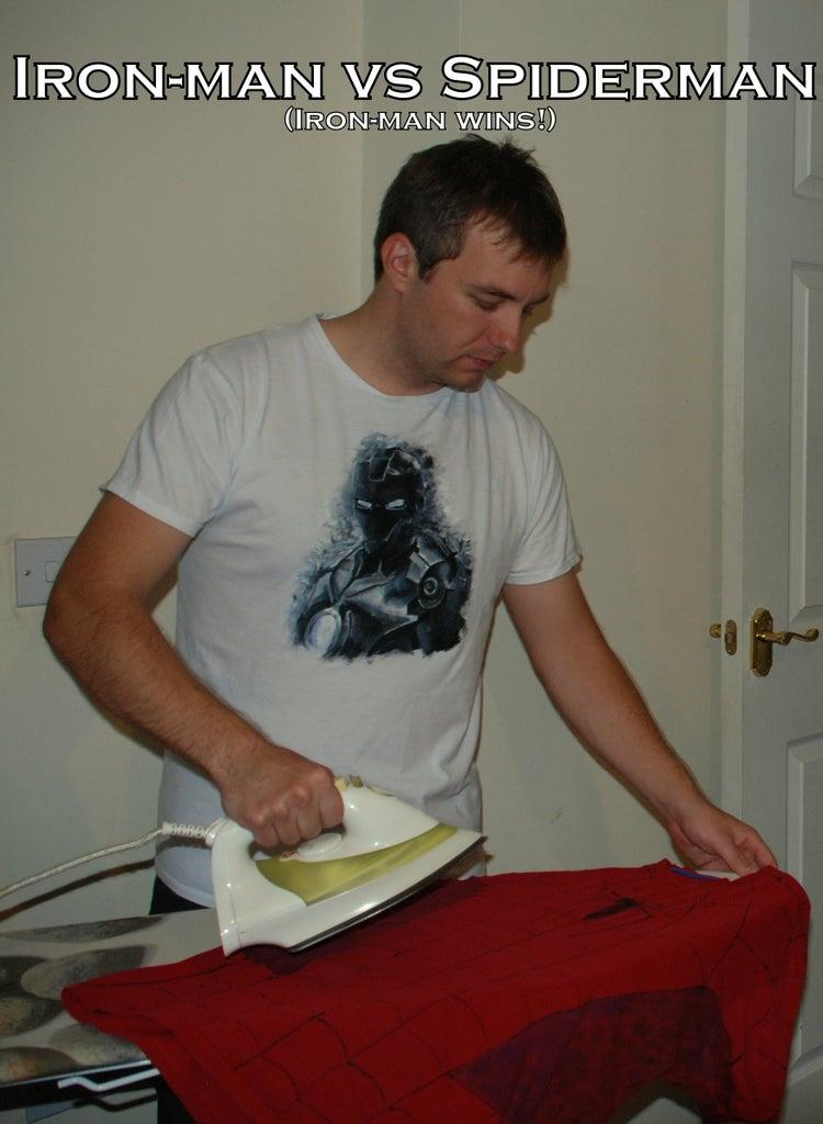 Ironing Stage