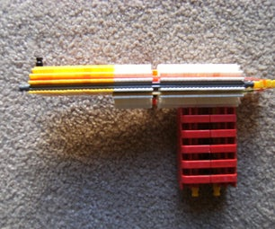 Really Easy Knex Gun