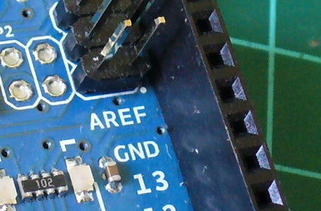 The Arduino AREF Pin