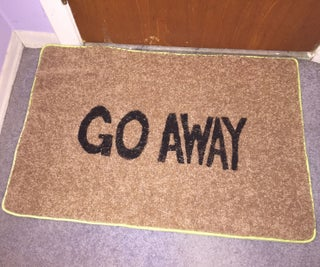 The UnWelcome Mat