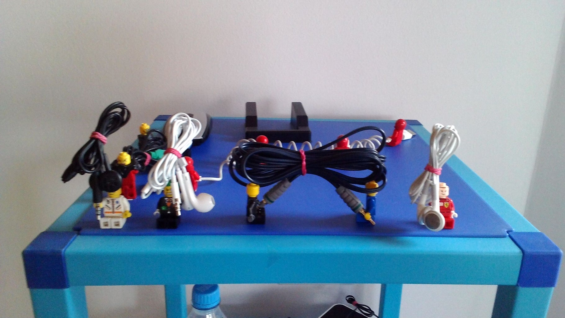 Lego Cable Holder