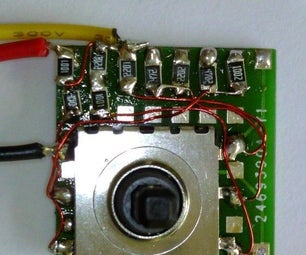 5 WAY Switch Interfacing