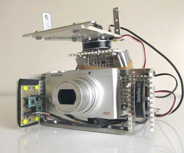 Arduinoで作るブラシレス・ジンバル