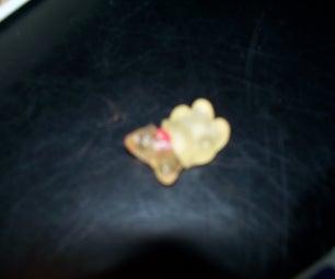 Gummi Bear Halloween Candy