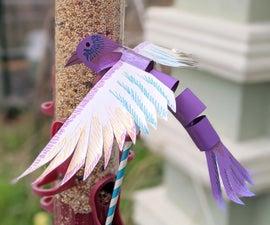 纸飞行木偶