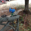Faux Bois Handrail