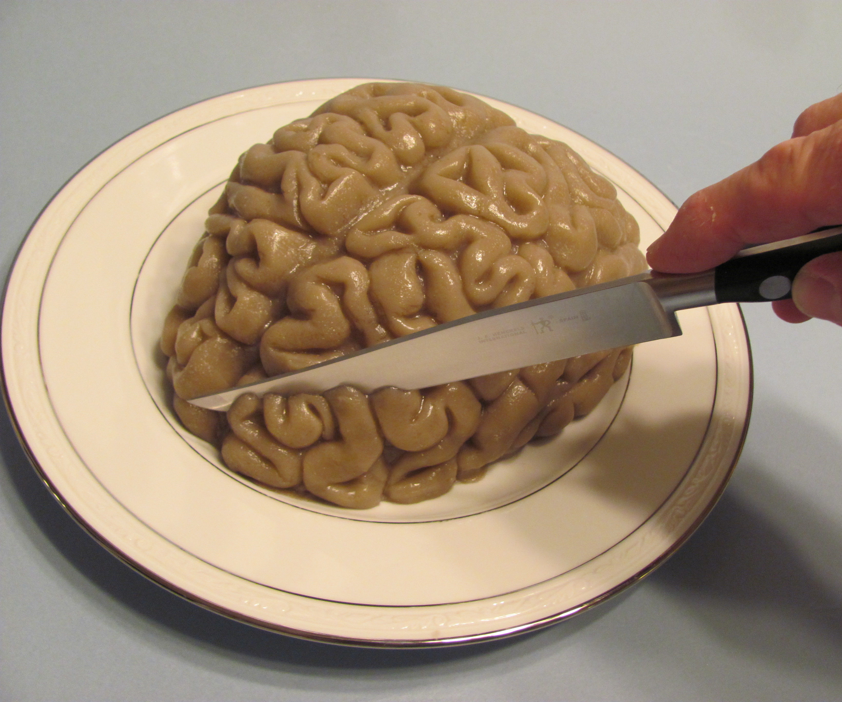 'Brain Food' (Jello Brain)