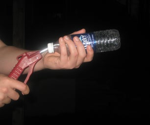 Go Green! Plastic Bottle Rockets