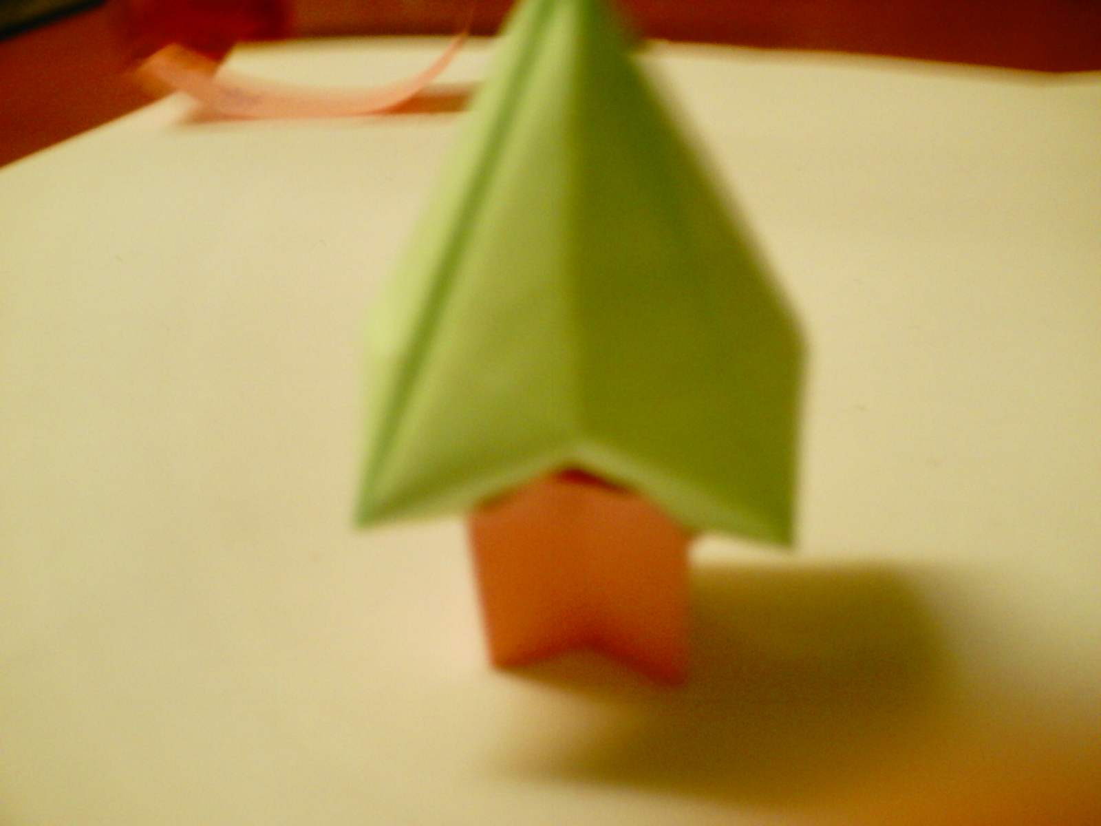 How to Make a Paper Tree