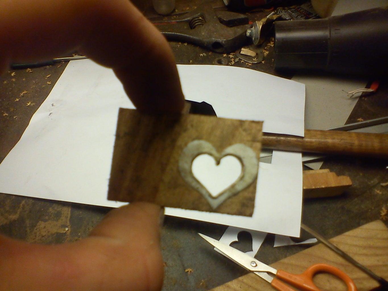 The Heart Shaped Hole