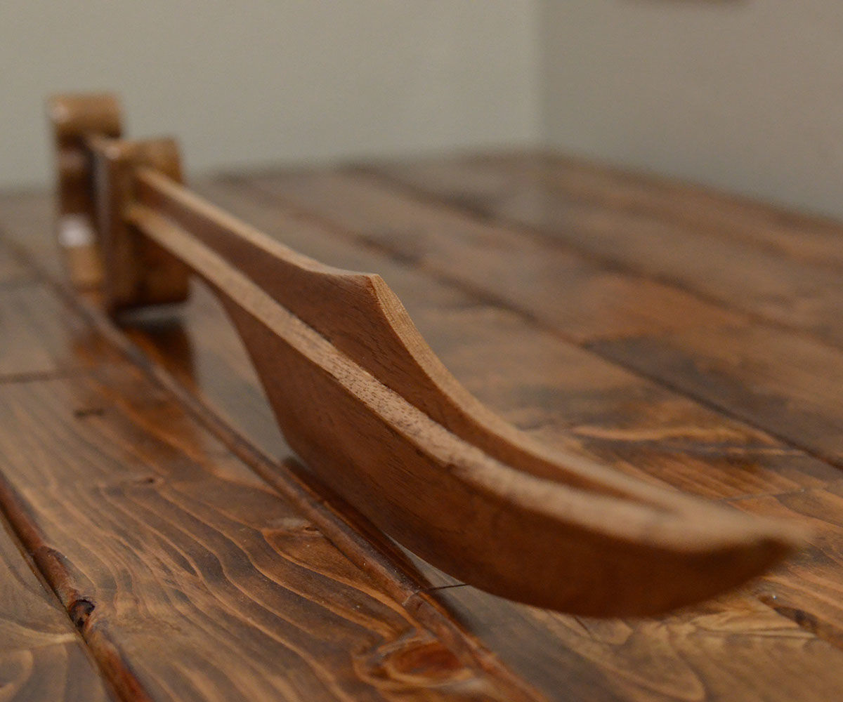 Wooden Leonidas Spartan Sword