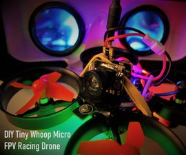 DIY FPV Drone for Less