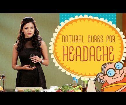Headache Migraine & Nausea - 4 Natural Home Remedies to Control Migraine Headaches.