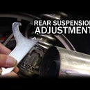 How to Adjust Rear Suspension on CBR250R Motorcycle