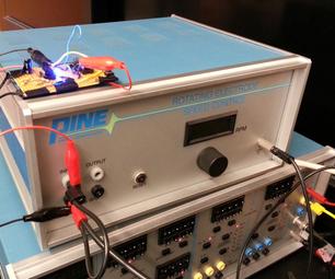 Automated Electrochemistry Setup