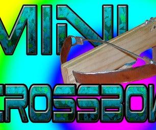 Pocket/Mini Crossbow Tutorial (DISCONTINUED)