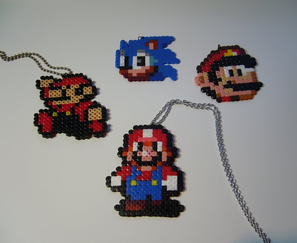 Jewelry From Your Favorite Video Game Heroes