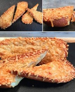 Cheezzy Parmesan Bread