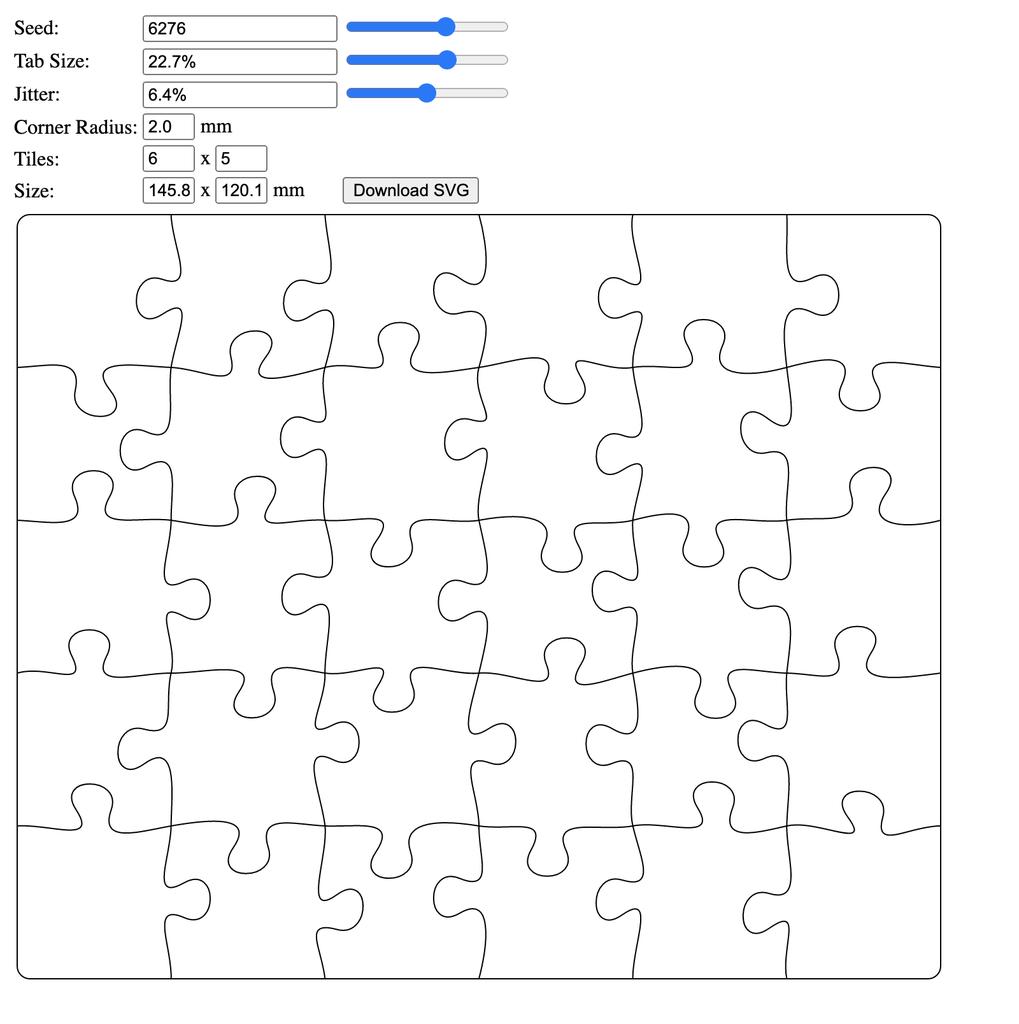 Generate Your Puzzle