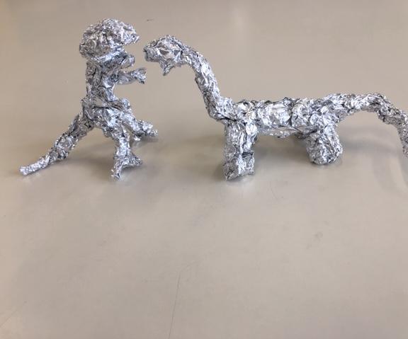 Foilsaurus Creations