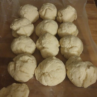 Yeast Free Pull-apart Rolls