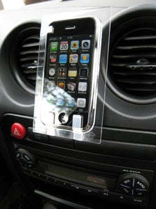 Iphone Car Stand Doc for IPhone or IPod Touch