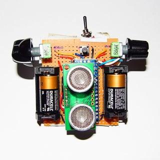 Haptic Proximity Module - Cheap and Easy