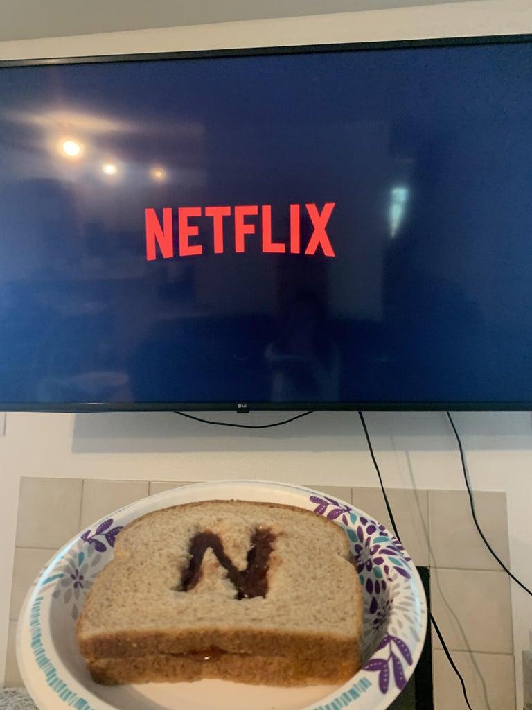 The Netflix PB&J