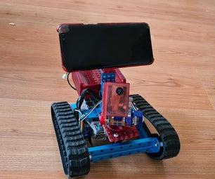 Mbot Telepresence Robot