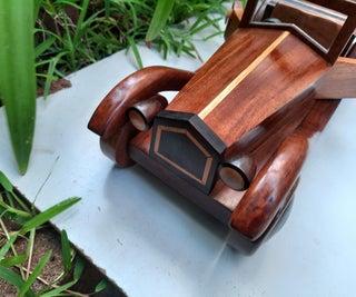 Build Your Dream Car (Alfa Romeo Vintage in Wood)