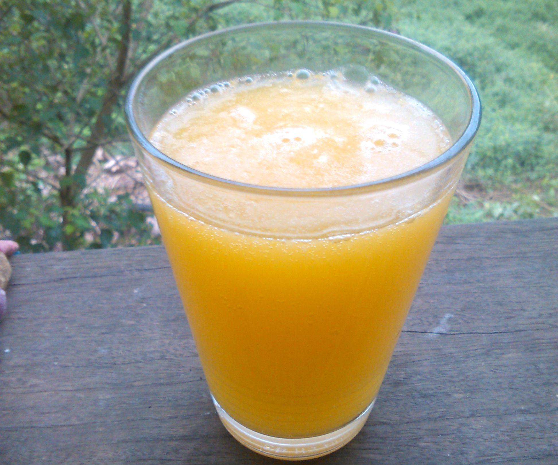 Easy Homemade Soda (Soft drink)