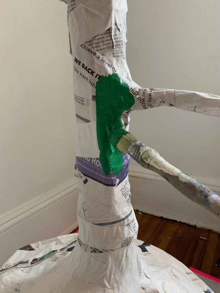 Paint Your Sculpture!