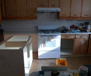 $75 Kitchen Facelift
