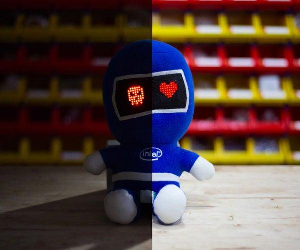 Intel Bunny Smart Doll : Guest & Intruder Notification