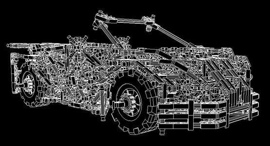 Knex Supercar Instructions