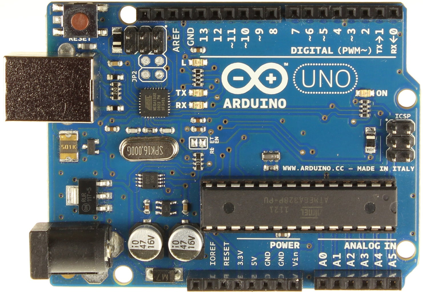 Upload the Code to Arduino
