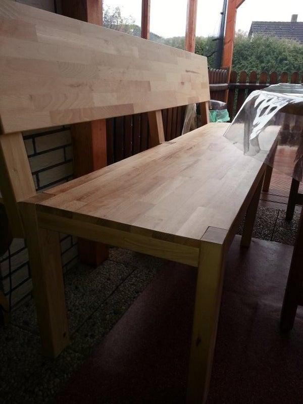 Woodbench
