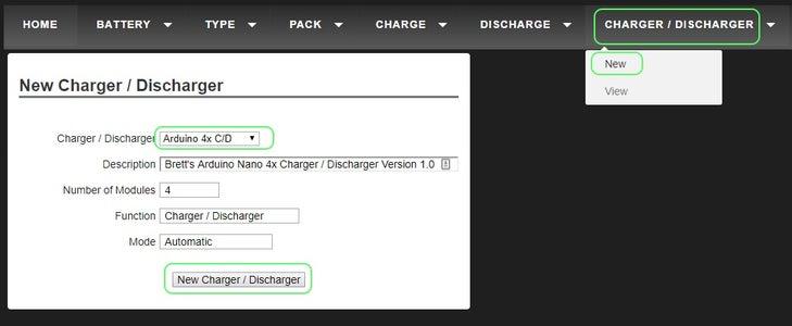 Setup Your Vortex It - Battery Portal Account