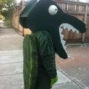 Crocodile Costume - Halloween - Peter Pan
