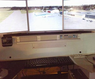 Adjustable VESA Monitor/VDU Mount