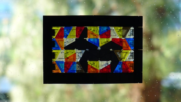 LEGO Stained Glass