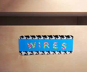 How to Make Duct Tape Labels and Decals.