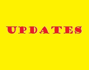 List of Updates