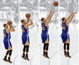如何正确拍篮球